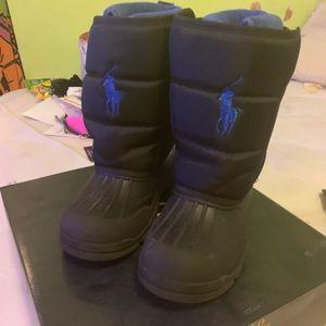 Boys Polo Snow Boots Brand New!!!!